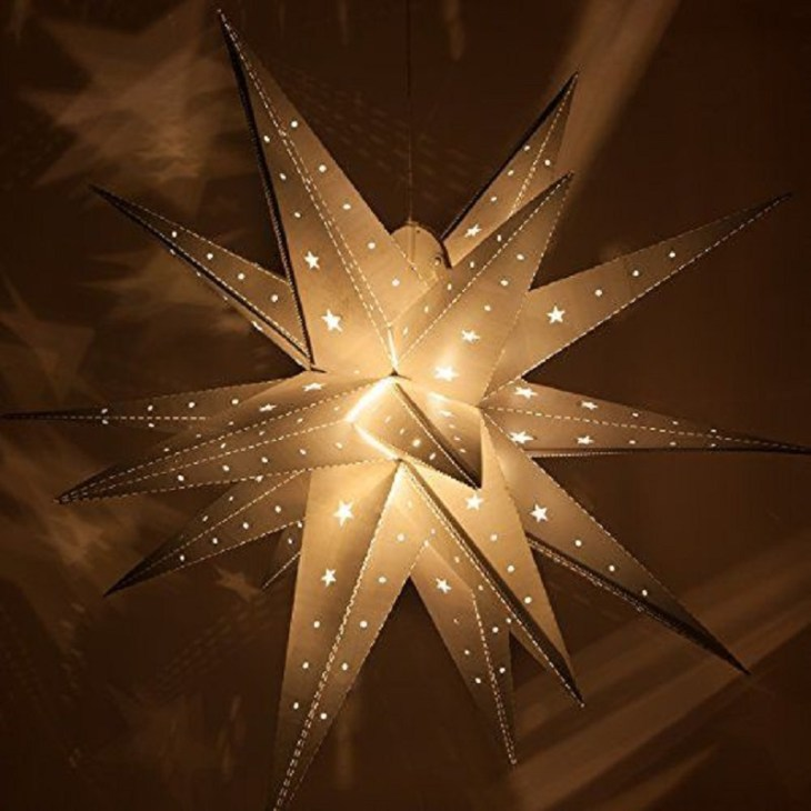 Fold-flat-star-light