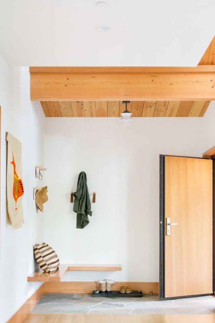 Prepare your mudroom Homey Decoration Ideas To Hibernate Your Mind In Style Along The Winter