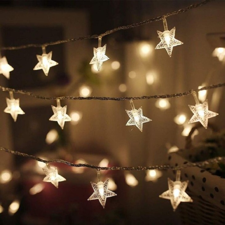 Twinkle-star-string-lights