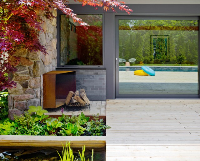 Mid-century pool house design that will make you feel surely envious 2