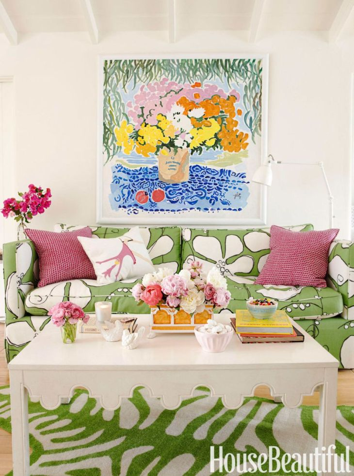 Bohemian look for summer Refreshing Summer Decoration Ideas To Give You Most Entertaining Space