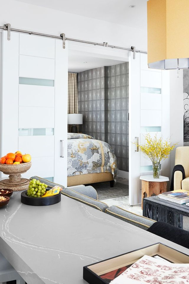 Sliding doors Genius Grand Room Dividers Ideas To Get The Most Out Of Any Space