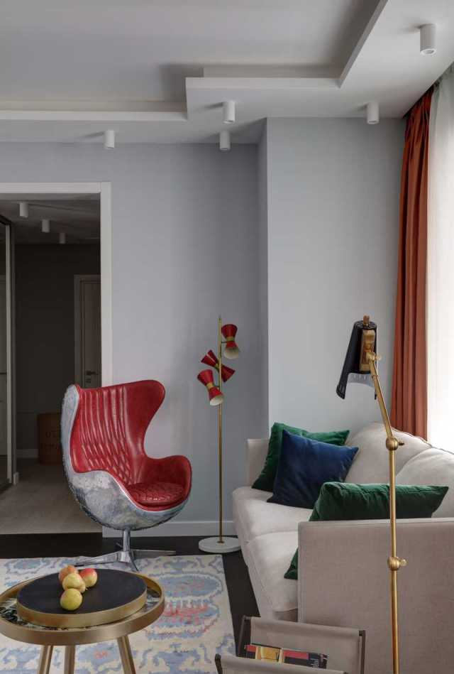 Tremendous apartment for a young couple with hard-working days and groovy nights 2