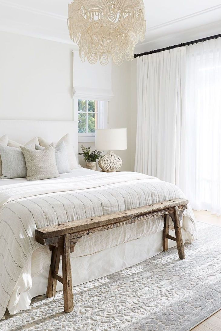 All white floor to ceiling drapes Undoubtedly Inspiring Bedroom Curtain Ideas To Instantly Elevate Your Space
