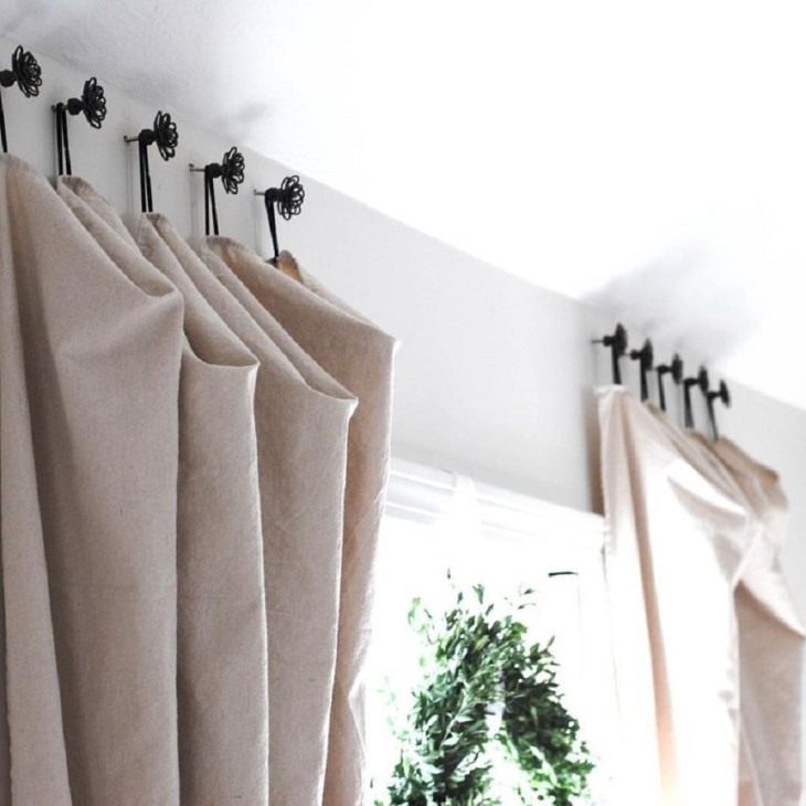 Drawer pull curtains Undoubtedly Inspiring Bedroom Curtain Ideas To Instantly Elevate Your Space