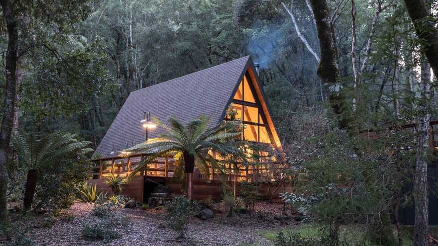 Gorgeous cabin with a personal sanctuary from busy city lives and a place to recharge