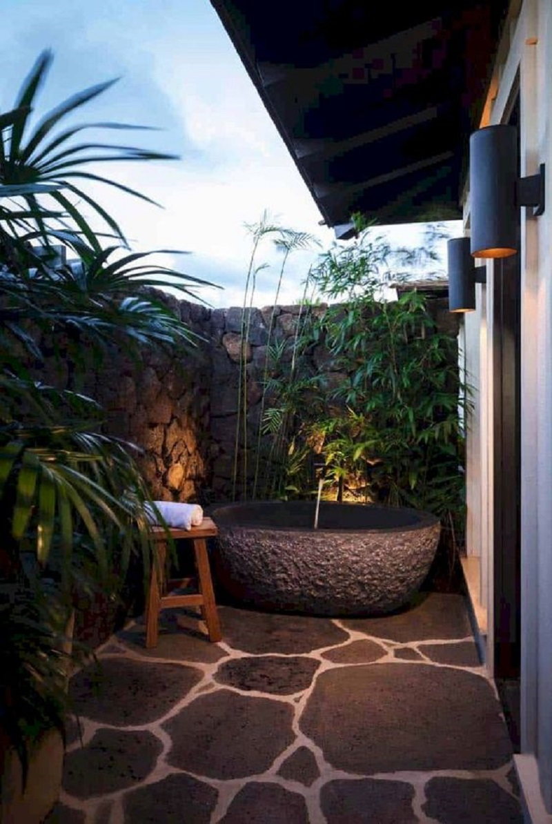 Never Been Better Outdoor Tubs For The Most Relaxing Soaking Session