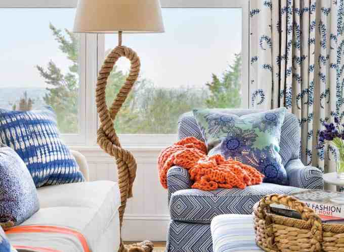 Top Favorite Nautical Ideas To Give The Charming Inspiration For Summer Home