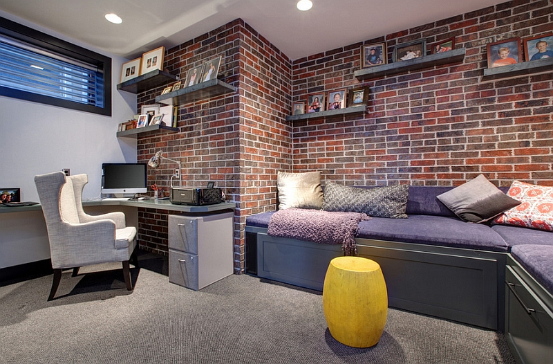 Basement Makeover Ideas to be More Functional Room