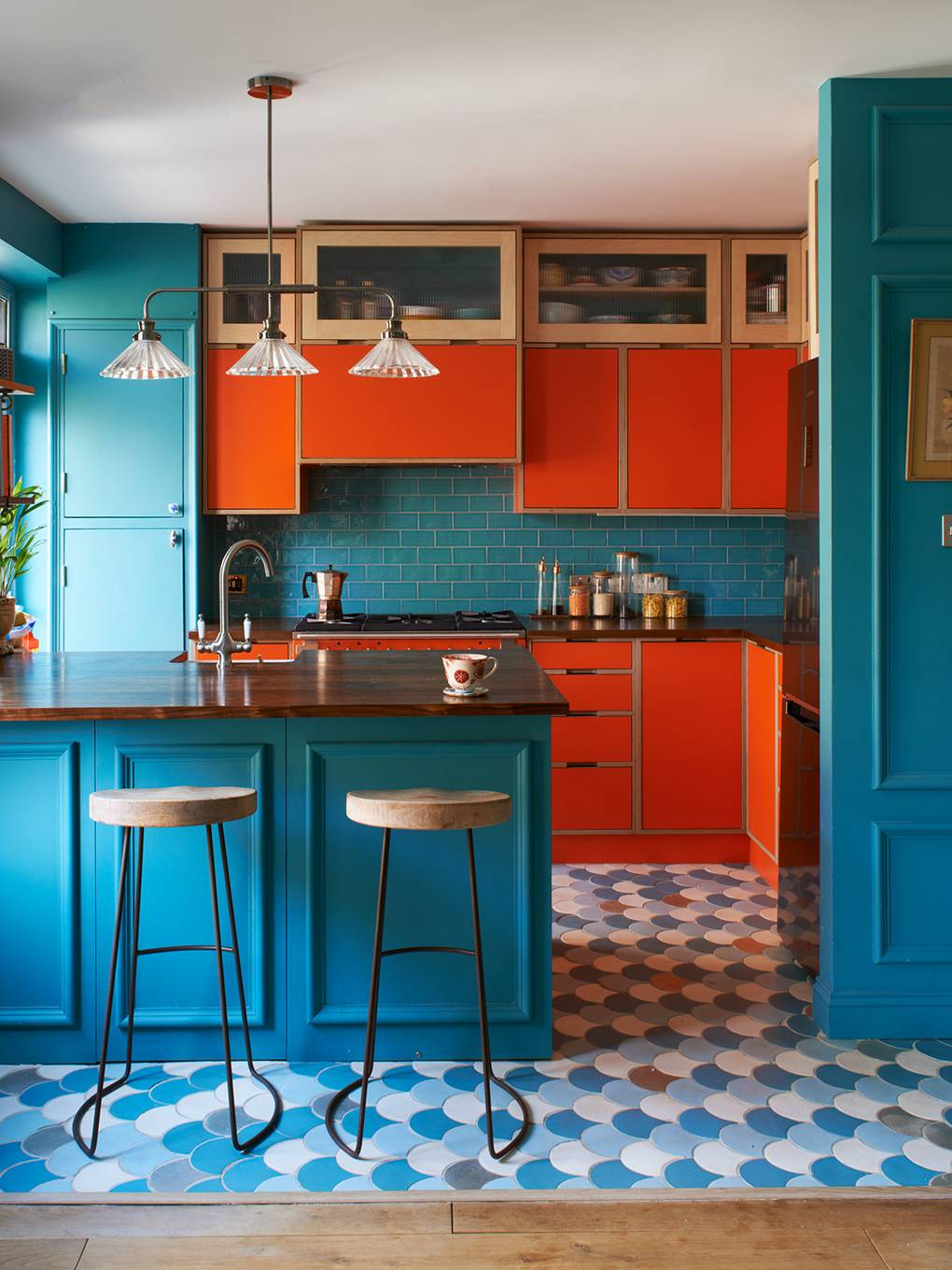 5 Easy Ways to Add Color Into Your Cooking Space