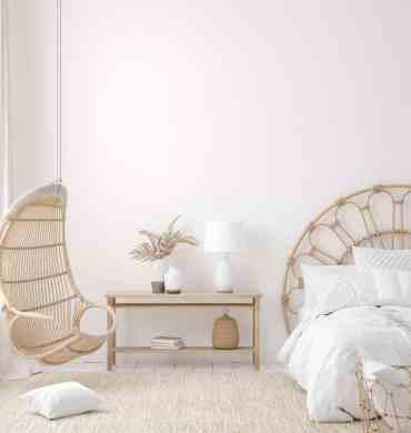 White-boho-bedroom-ideas