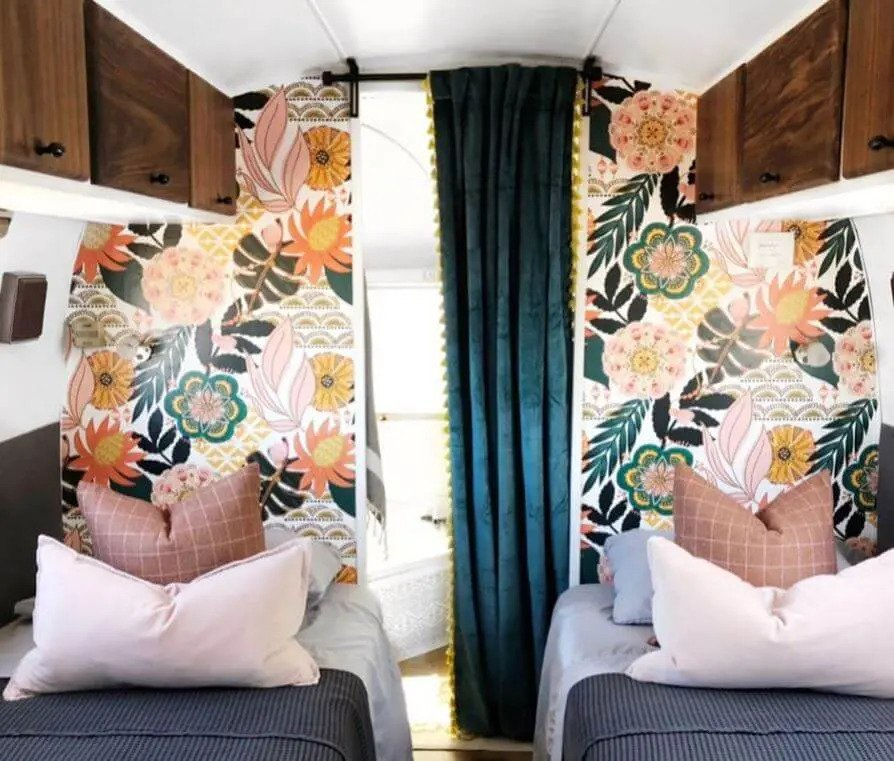 RV Interior Makeover Ideas for An Upcoming Trip