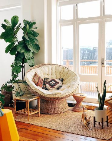 How-to-decorate-in-bohemian-style-try-out-rattan-furniture