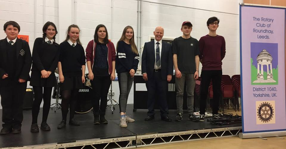 Roundhay School Young Musicians