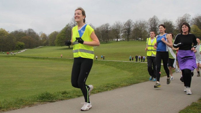 Park Run 21st April 2012