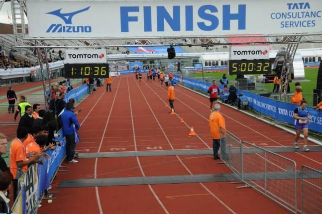 Amsterdam Marathon 09