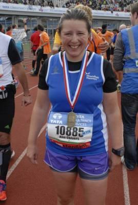 Amsterdam Marathon 14