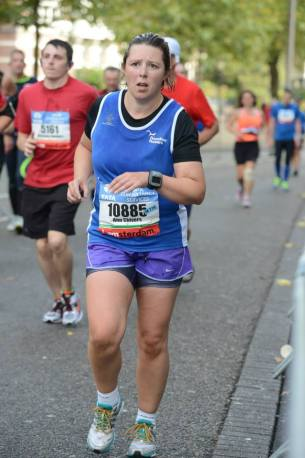 Amsterdam Marathon 16