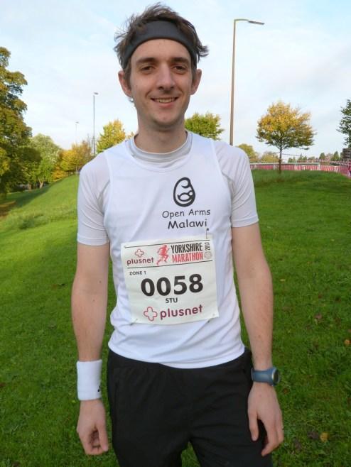 Yorkshire marathon 13