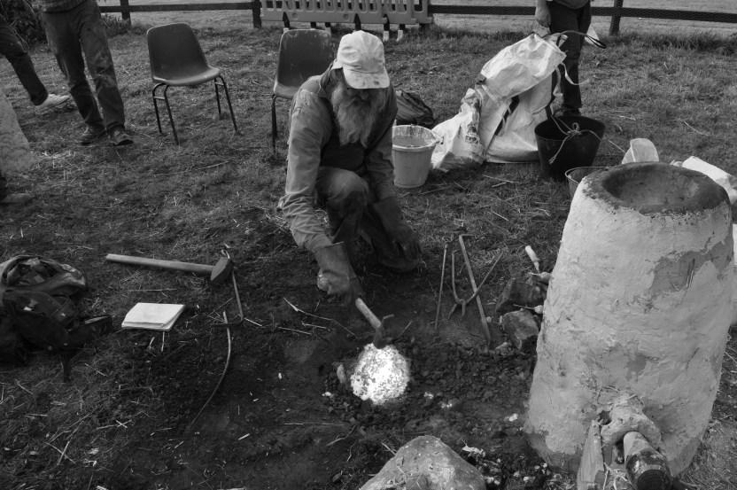 Jake Keen Ireland Bloomery Smelting