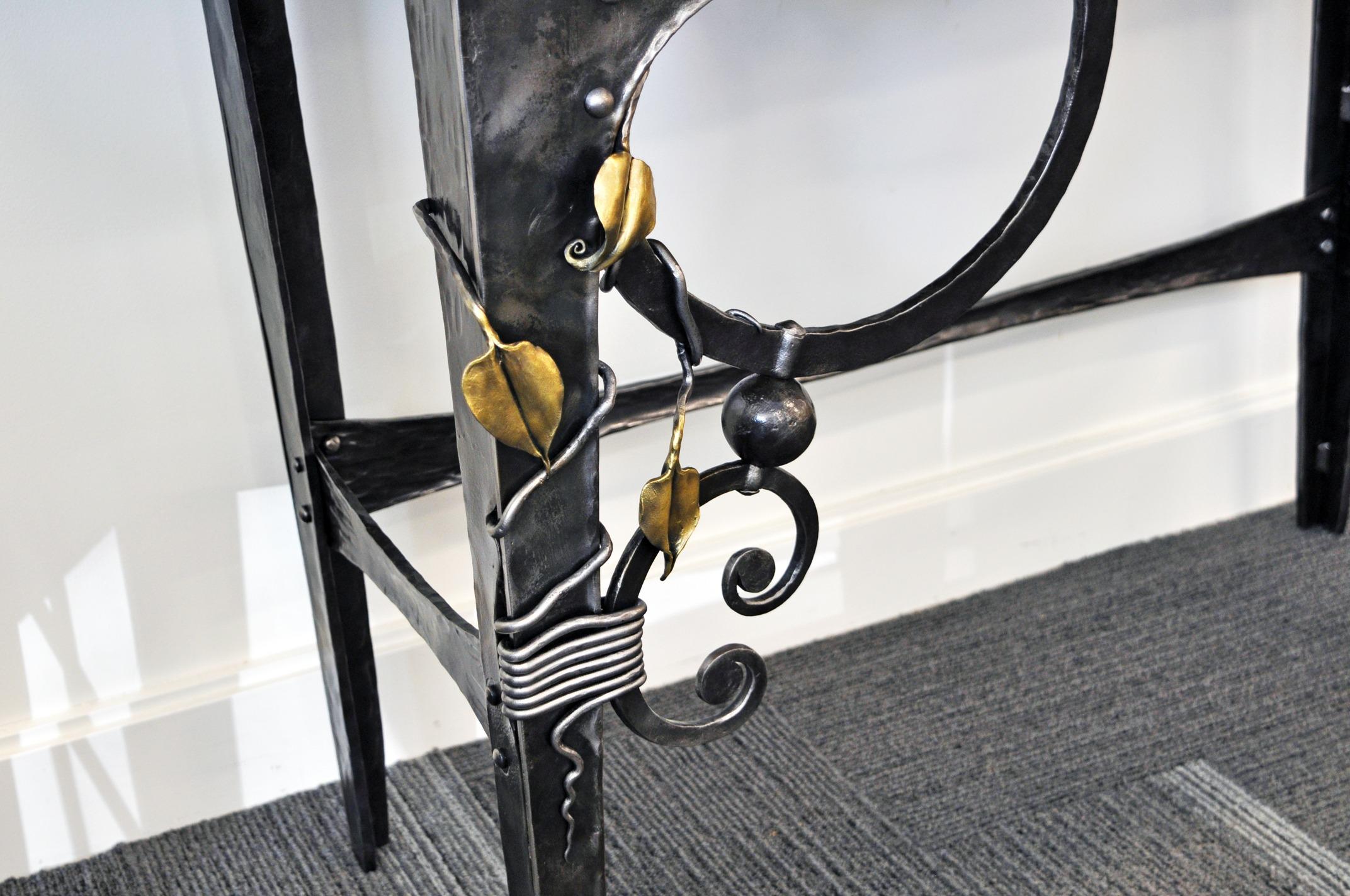 Blacksmith custom table