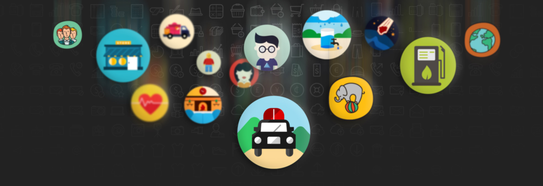 Flat-icons-bundle