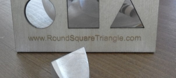 Round Square Triangle & card