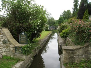 Remains of the Somerset Coal Canal