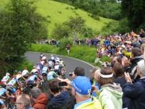 Olympics 2012: Ladies road race on Box Hill