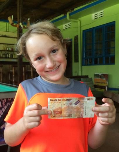 James rat money