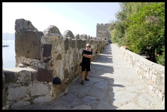 The Bodrum Castle of The Knights of St.John
