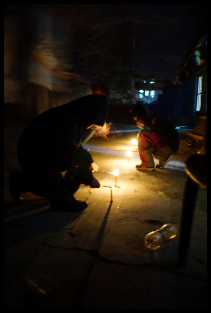 Diwali Firecrackers!!