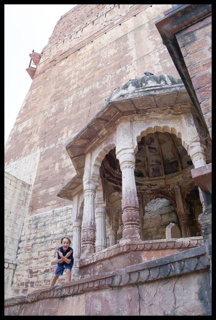 Jodhpur - Fort Goofin