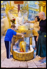Bathing the Elephant in the Rahu Corner with Loring