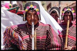 Tarabuco Flute Players