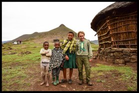 Lesotho friends!