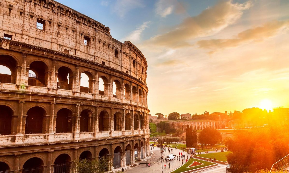 Rome-European-City-Break-Colosseum