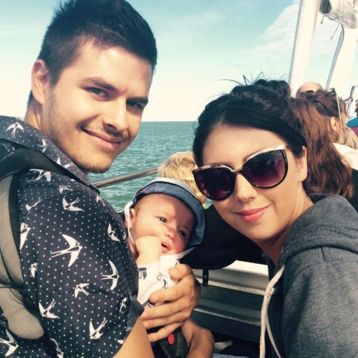 family boat cruise to puffin island