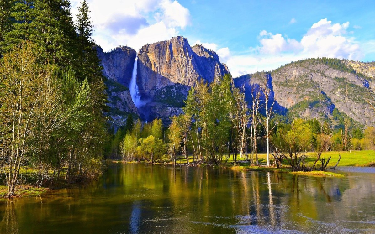 Yosemite-National-Park,-California