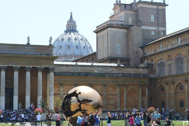 vatican landscape