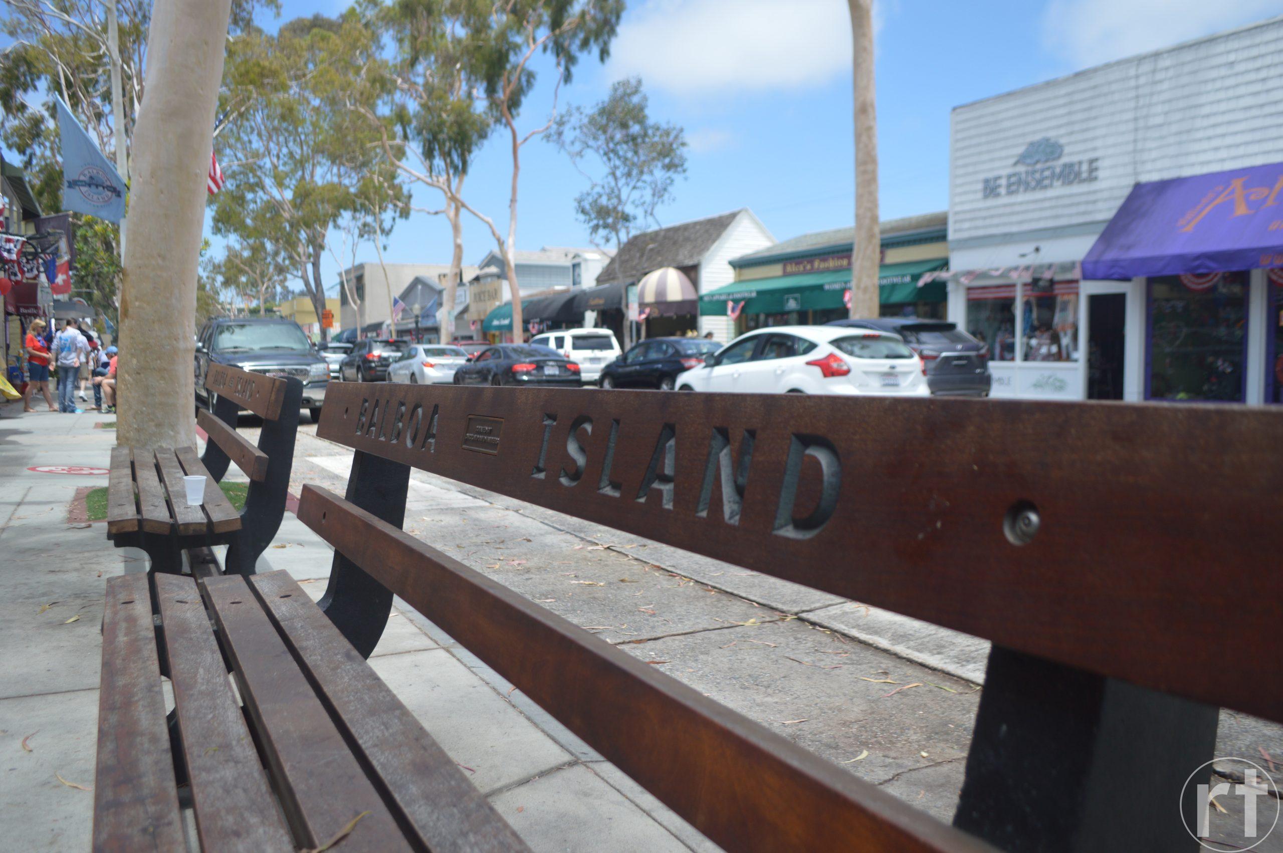 Balboa Island Los Angeles California