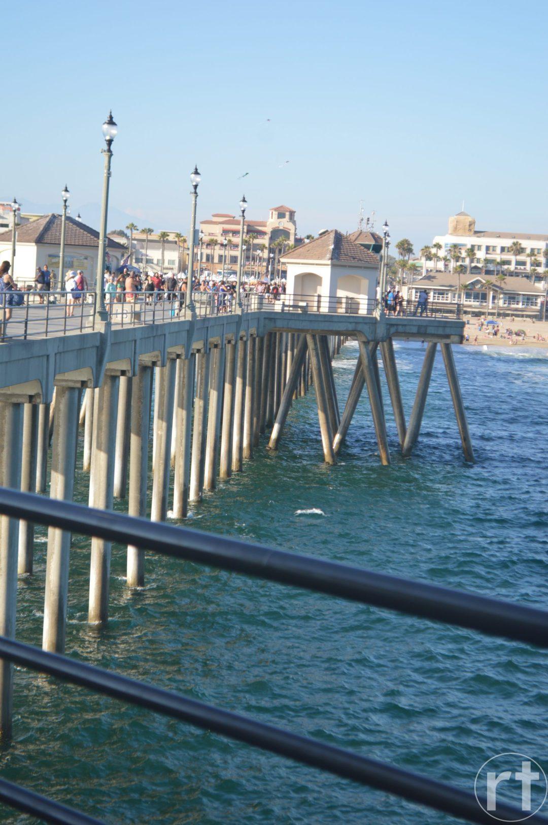 Huntington Beach Pier Los Angeles