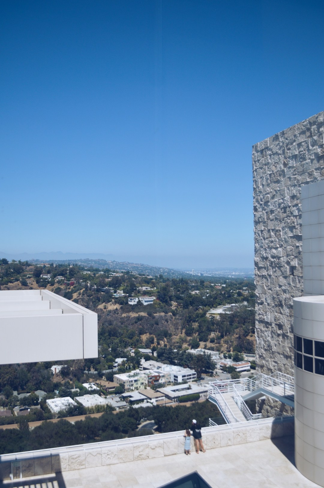 Getty Museum Los Angeles California