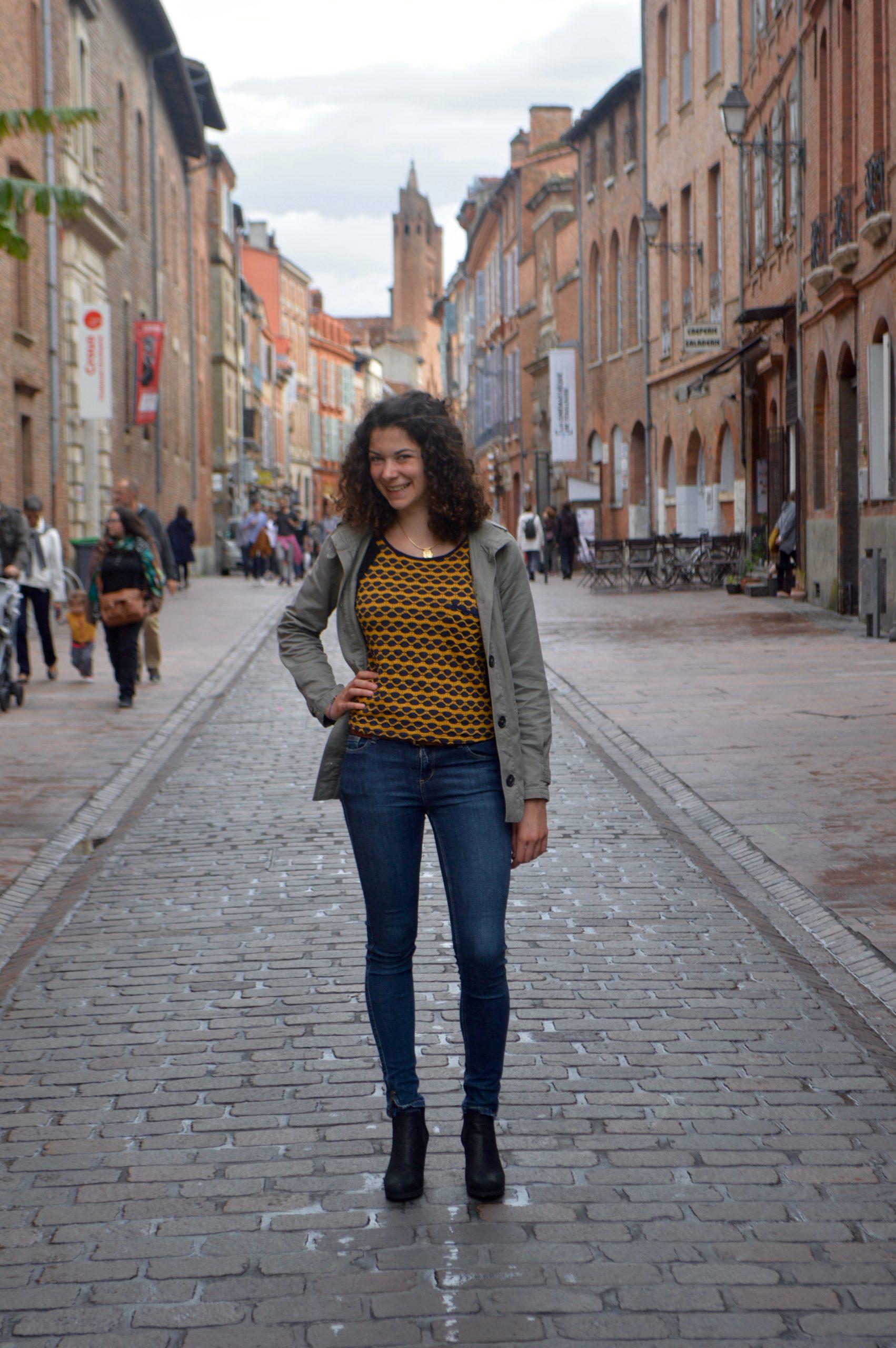 La Mode Française en Ville Toulouse France
