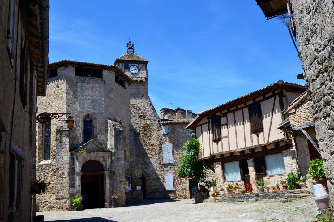 Penne Eglise France Occitanie