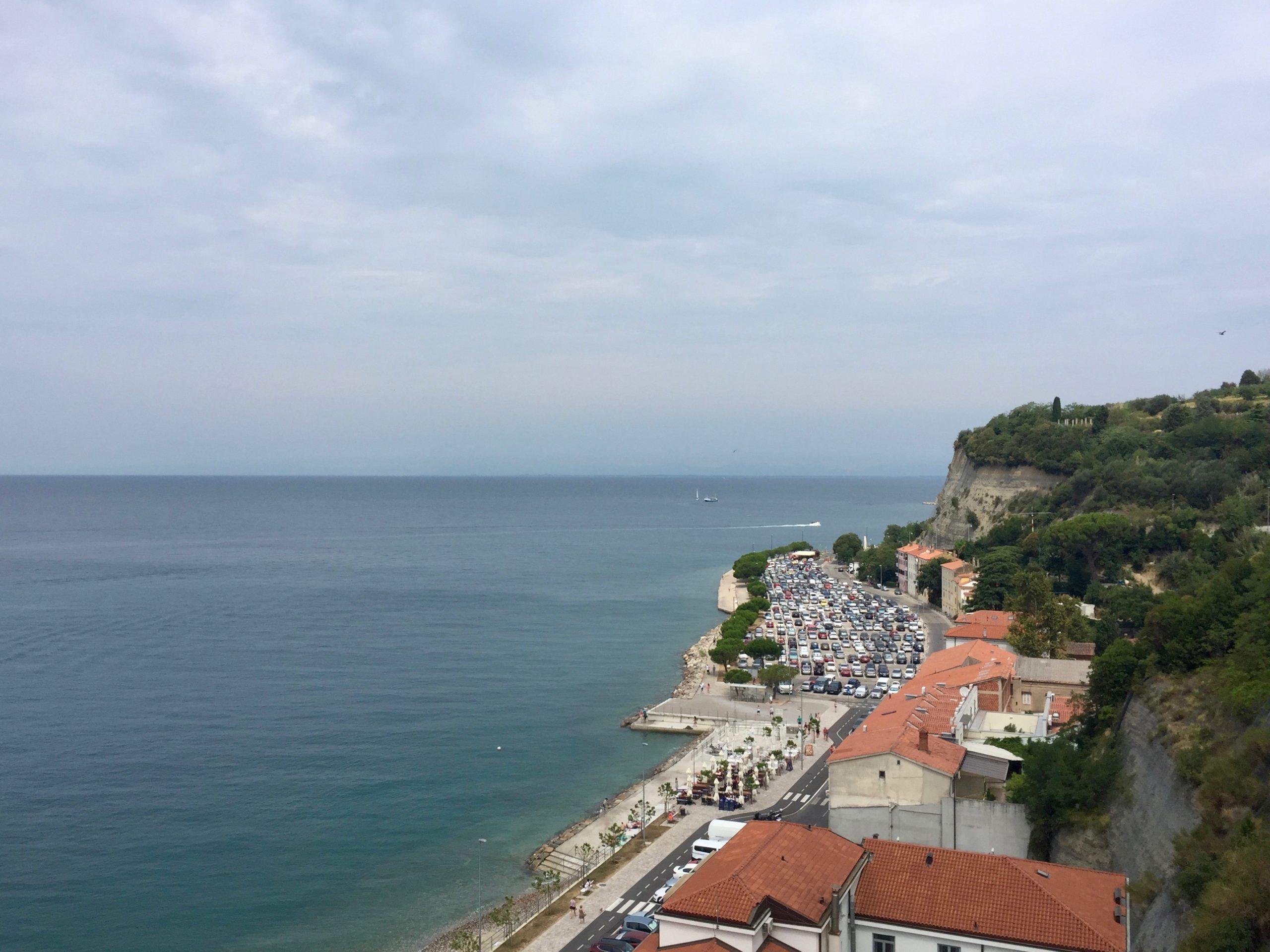 Portorose Slovenija Eastern Europe Adriatic Sea