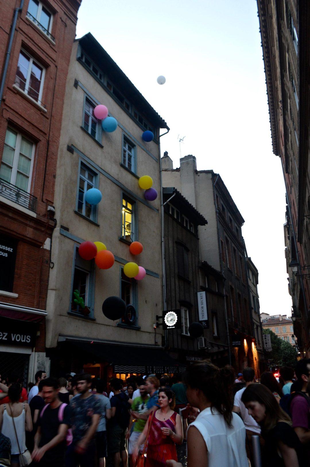 Esquirol Fête de Musique Juin Toulouse France