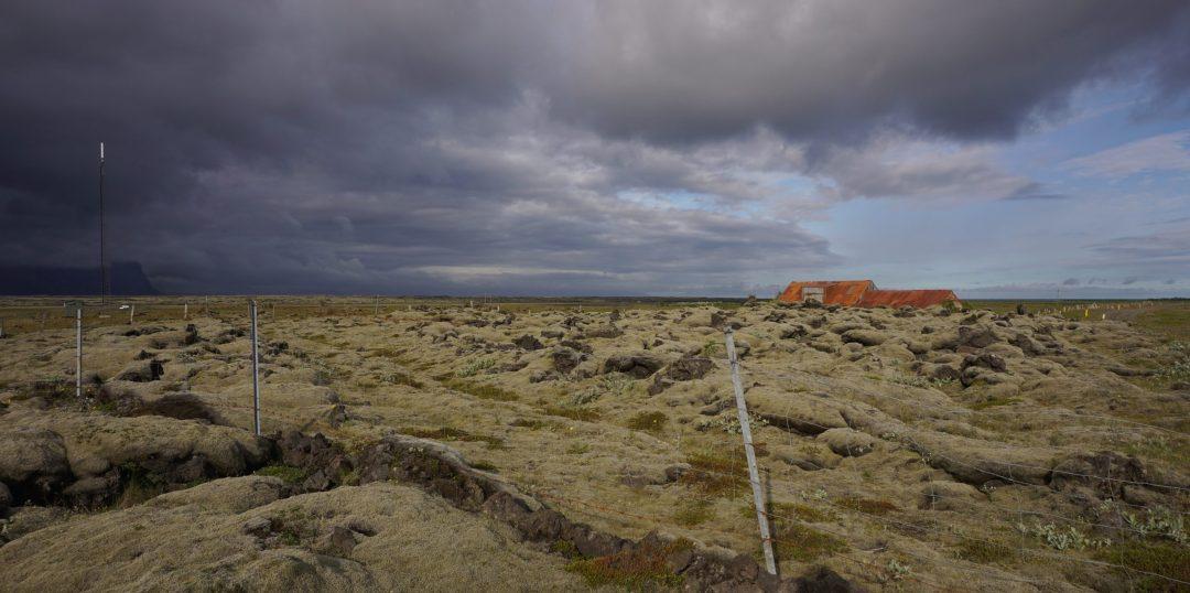 Iceland Road Trip Round Trip Travel Storm