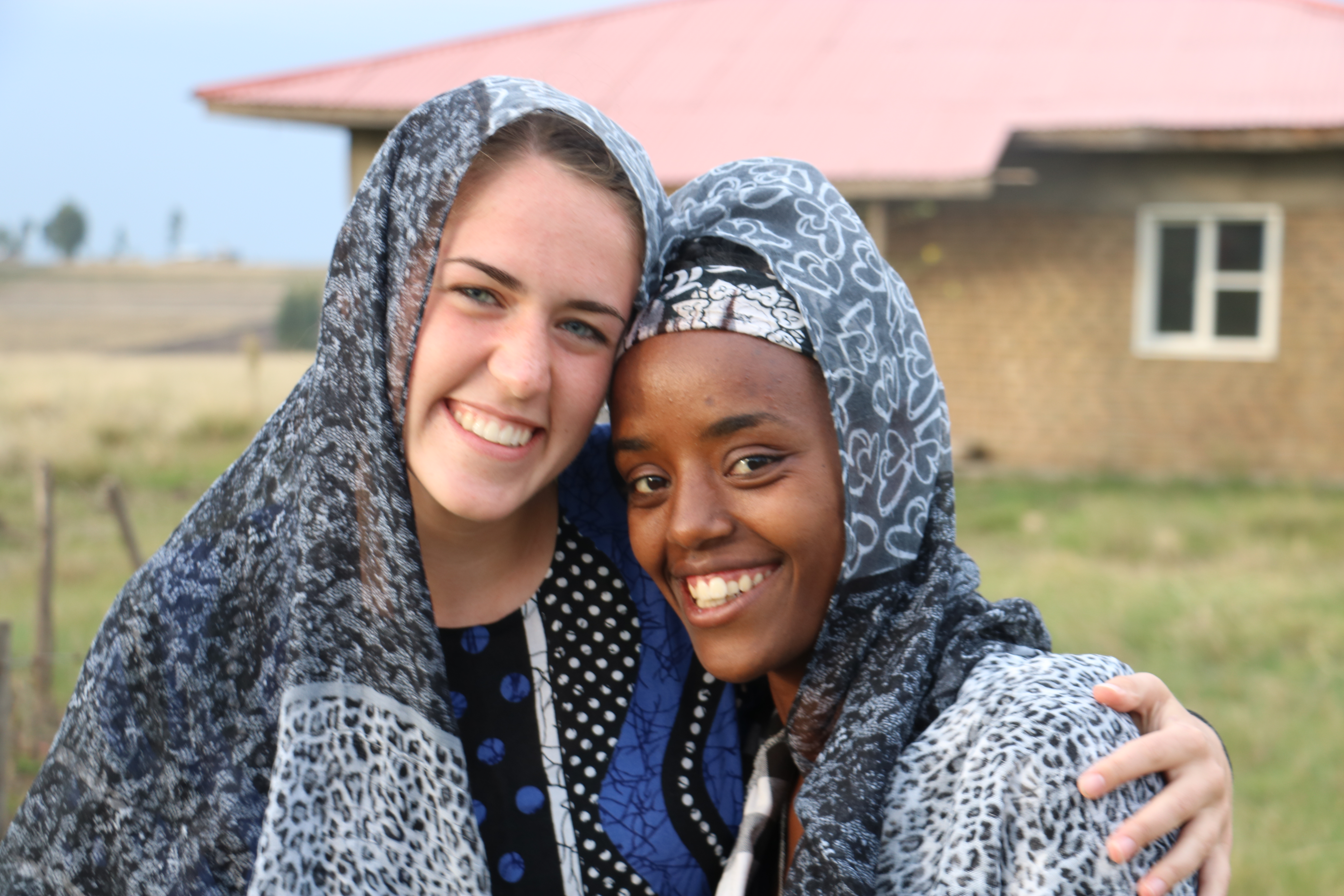 Ethiopia World Race Gap Year Abby Heskett