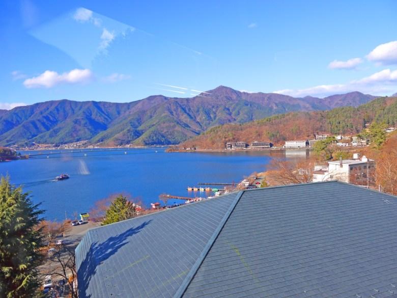 鳥瞰河口湖 | 河口湖富士山全景纜車 | Yamanashi | RoundtripJp